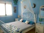 Habitacion estilo Grecia