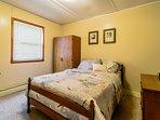 Bedroom 1 has double bed