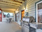 You'll never want to leave this Grayland getaway.