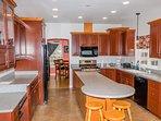 Kitchen, Downstairs