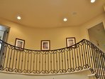 Banister,Handrail,Railing,Staircase,Dining Room