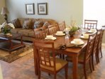 Dining Table,Furniture,Table,Couch,Dining Room