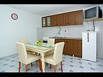 A3(4): kitchen and dining room