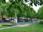 Warlingham Village Green in spring time!