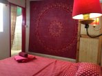 Our double rooms are allocated according to availability
