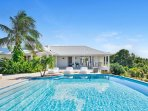 Encore, a 6BR vacation rental in Terres Basses, St Martin