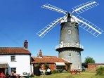 Take a trip out to visit Bircham Windmill