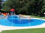 piscine evian coin des petis