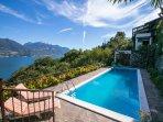 Villa with a private pool