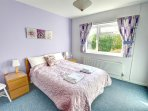 Lovely spacious double bedroom
