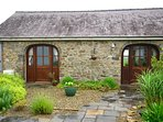 Holly retains some original features, single storey cottage