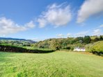 Glasfryn is a beautifully situated detached cottage in rural Carmarthenshire