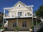 Newly listed updated home within1 block of private neighborhood beach access!