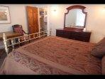 Bedroom example (not exact bedroom)