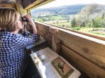 Little Owl; welcoming, peaceful hideaway in stunning location!