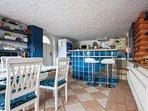 Main kitchen: Dishwasher Oven Microvawe Fridge Toaster Coffe machine Water boiler