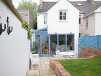 Lavender Cottage - enclosed private garden