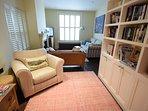 Lavender Cottage - rear sitting room