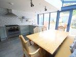 Lavender Cottage - kitchen/breakfast room