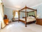 Northolme Hall Master Bedroom