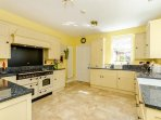 Northolme Hall Kitchen