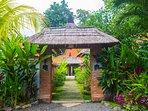 A stunning collection of three hand crafted original Boutique vintage villas- Lovina North Bali