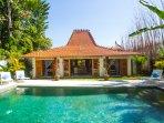 Joglo Lata Lama a 3 bedroom stunning original Boutique Villa. Lovina`s Hidden Gem