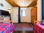 3. bedroom + Tv