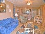 Entrance / Living Room / Kitchen
