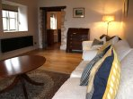 Full package of Sky TV with movies & sports on both the sitting room & kitchen dining room TVs