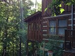 The Big Cabin is comfortable, exciting & convenient for many vacation memories in the GSMNP!