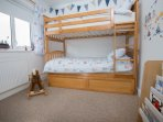 Bunk Room - sleeps 3 with a trundle