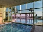 Enjoy heated pool from November - March