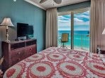 Majestic Sun 911A - Deluxe Master King Suite with Gulf View