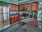 Majestic Sun 911A - Kitchen Featuring Granite Counter Tops
