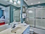 Majestic Sun 911A - Attached Guest Bath