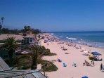 Carp beach southern view toward Ventura