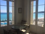 Menton seafront Casino area - Belle Epoque town center apartment