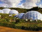 Eden Project nearby