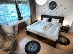 Double room Winter, groundfloor