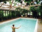 Pekes swimming pool
