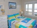 South Oceanfront Bedroom w/ Queen