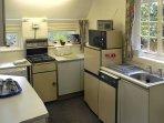 Gate Cottage kitchen
