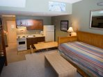 Living Area with Trundle Bed