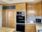 Spacious Kitchen has all the Tools Needed to Prepare a Great Family Meal
