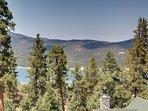Endless Views of the Lake