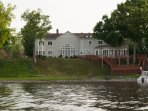 Expansive Custom Home on Oneida Lake - Luxury Amenities & Incredible Lake Views from most rooms