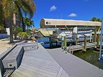Pier and Dock Awaits YOU