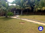 Your very own path leading to the gazebo, beach & ocean!