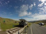 Catch teh Tram up the Great Orme